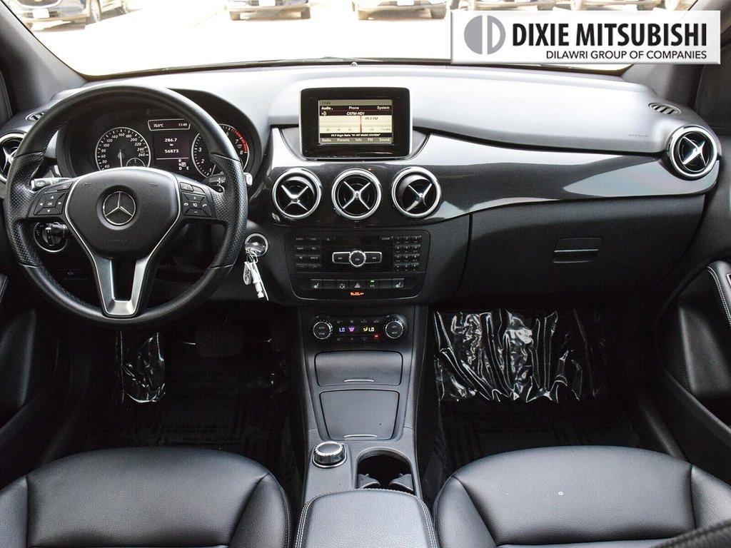 2014 Mercedes-Benz B250 Sports Tourer in Mississauga, Ontario - 12 - w1024h768px