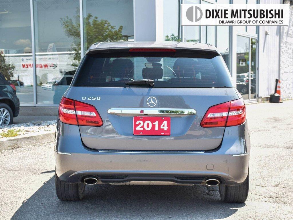 2014 Mercedes-Benz B250 Sports Tourer in Mississauga, Ontario - 4 - w1024h768px