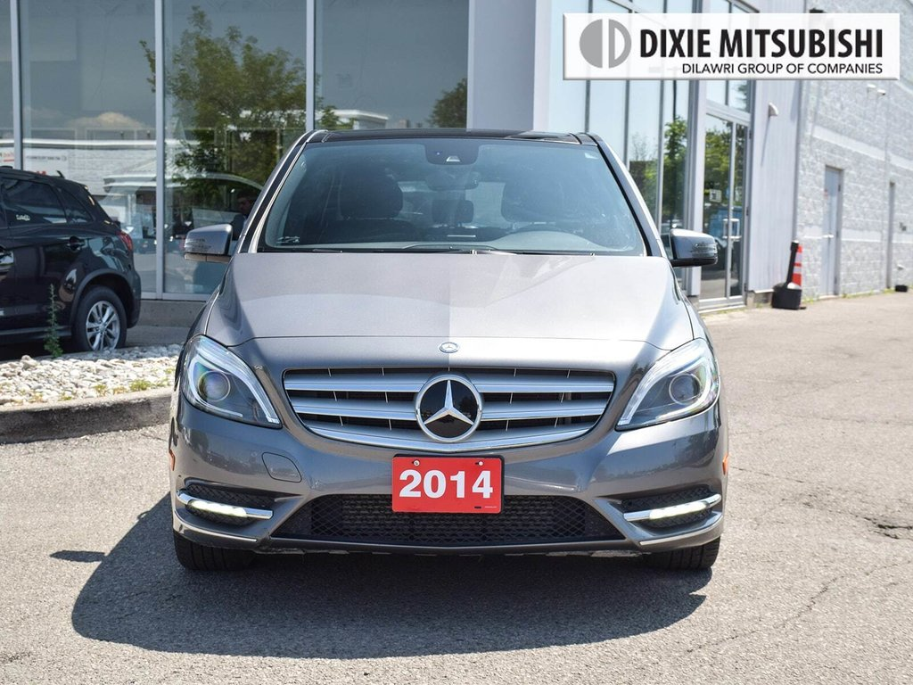 2014 Mercedes-Benz B250 Sports Tourer in Mississauga, Ontario - 2 - w1024h768px