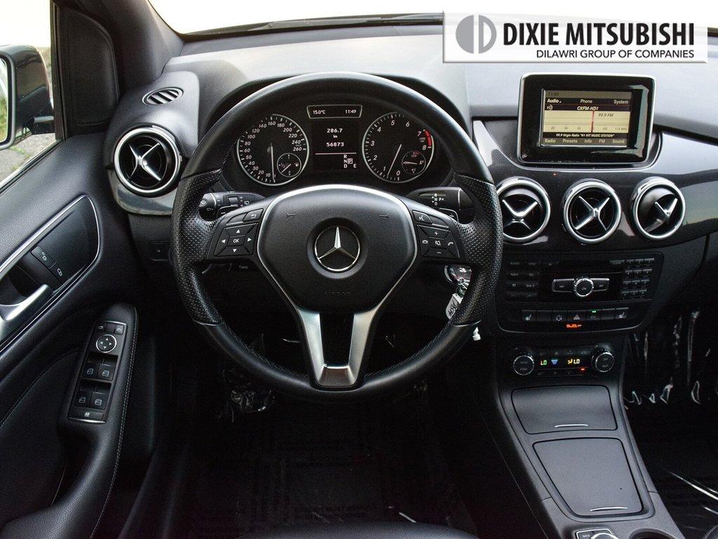 2014 Mercedes-Benz B250 Sports Tourer in Mississauga, Ontario - 13 - w1024h768px