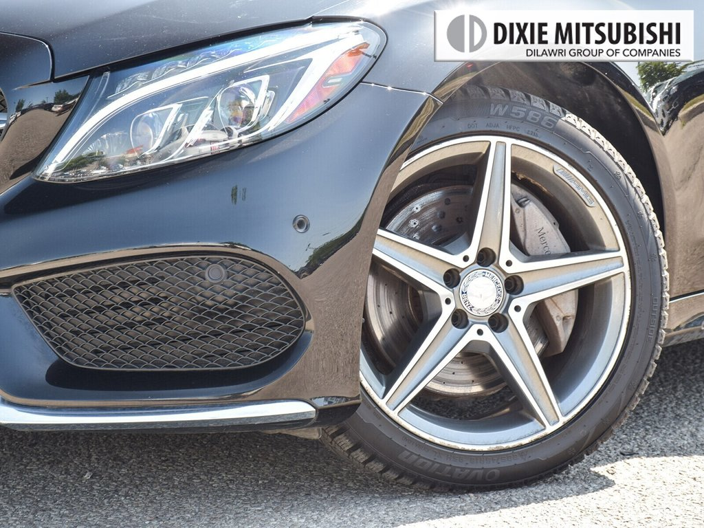 2016 Mercedes-Benz C300 4MATIC Sedan in Mississauga, Ontario - 6 - w1024h768px