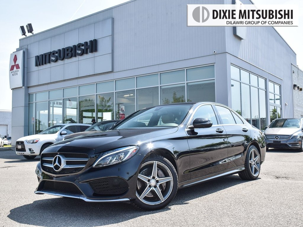2016 Mercedes-Benz C300 4MATIC Sedan in Mississauga, Ontario - 1 - w1024h768px