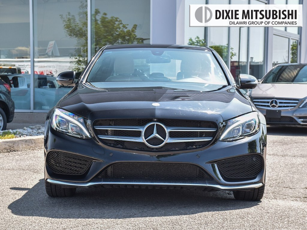 2016 Mercedes-Benz C300 4MATIC Sedan in Mississauga, Ontario - 2 - w1024h768px