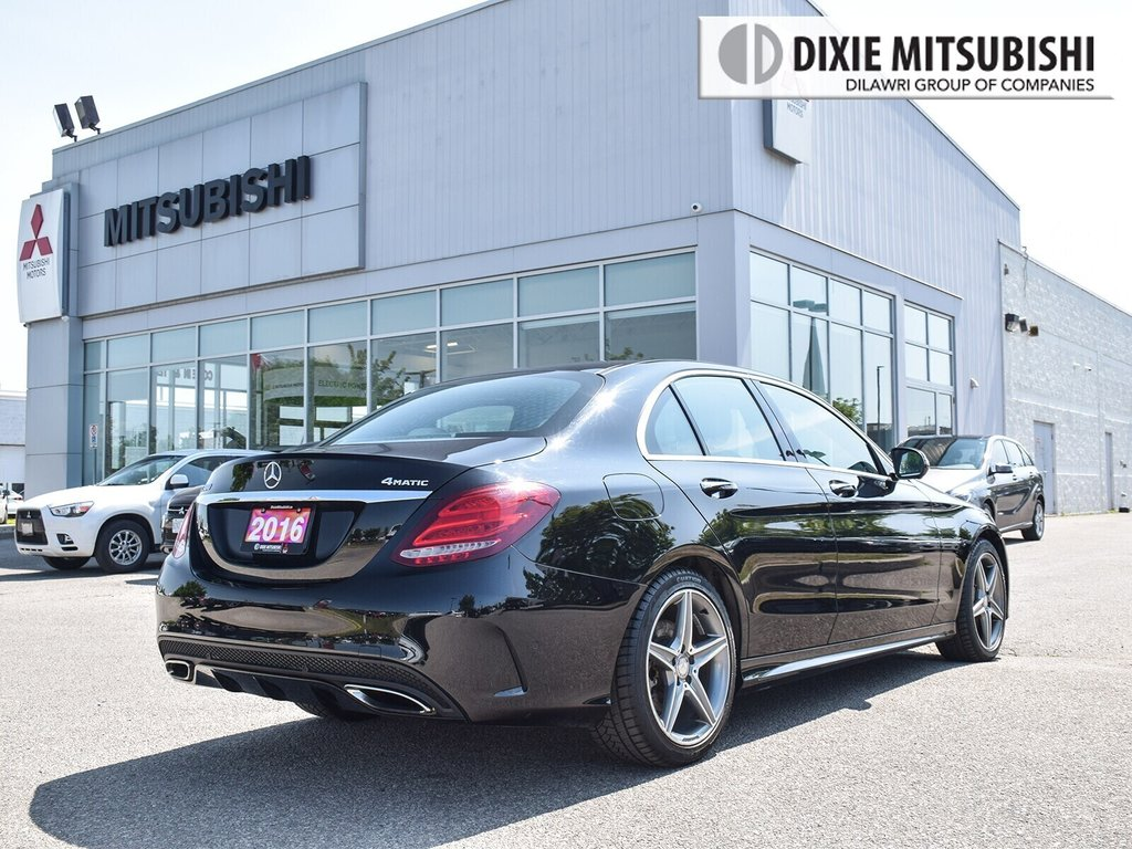 2016 Mercedes-Benz C300 4MATIC Sedan in Mississauga, Ontario - 5 - w1024h768px