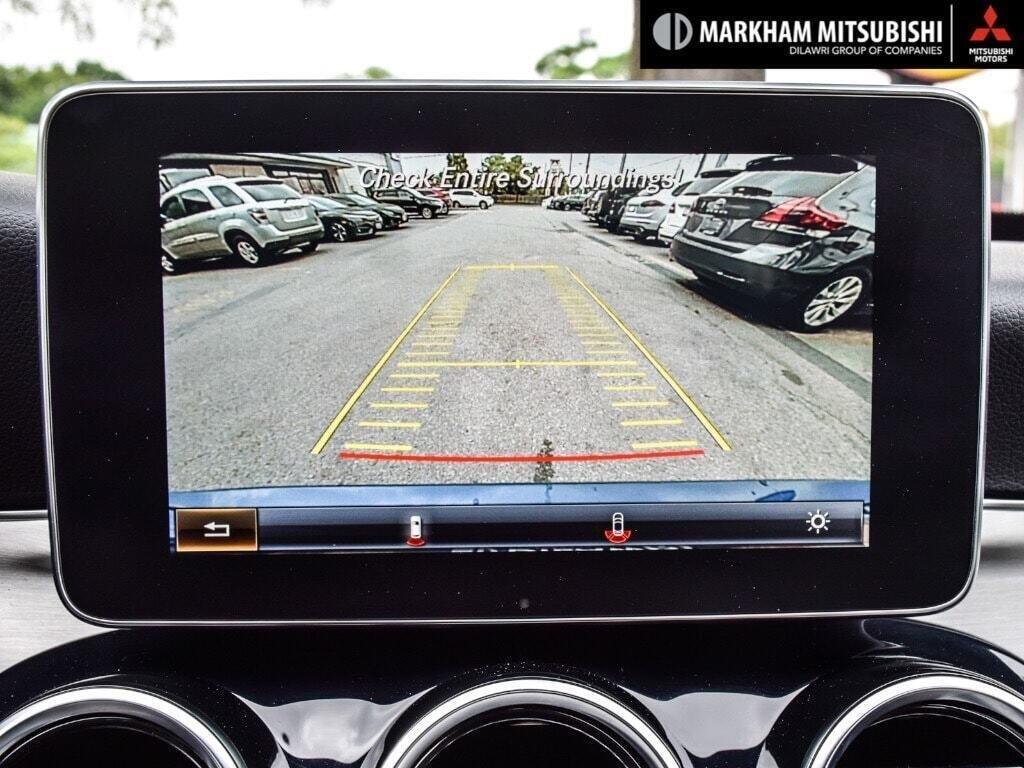2017 Mercedes-Benz C300 4MATIC Sedan in Markham, Ontario - 19 - w1024h768px