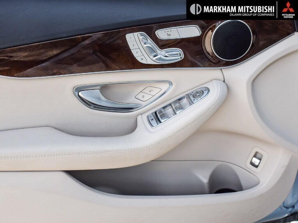 2017 Mercedes-Benz C300 4MATIC Sedan in Markham, Ontario - 21 - w1024h768px