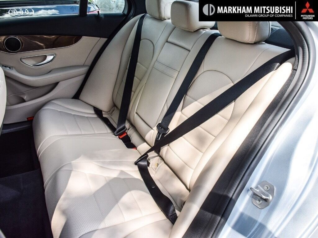 2017 Mercedes-Benz C300 4MATIC Sedan in Markham, Ontario - 22 - w1024h768px