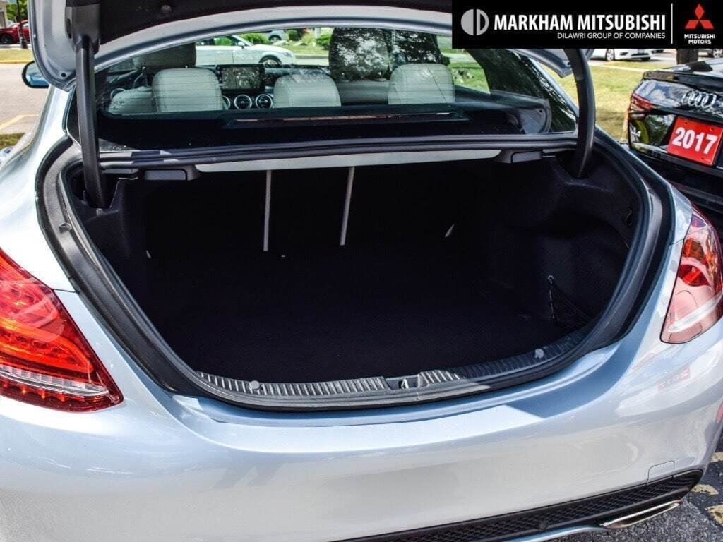 2017 Mercedes-Benz C300 4MATIC Sedan in Markham, Ontario - 23 - w1024h768px