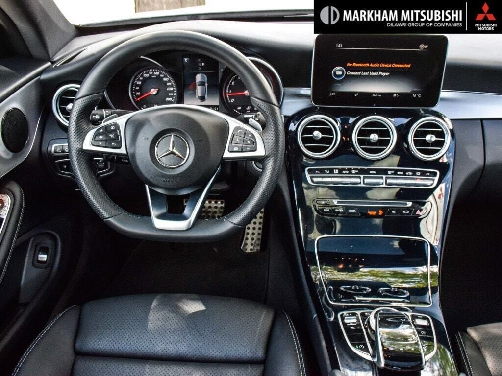 2018 Mercedes-Benz C300 4MATIC Coupe in Markham, Ontario - 12 - w1024h768px