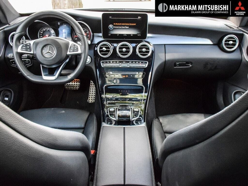 2018 Mercedes-Benz C300 4MATIC Coupe in Markham, Ontario - 11 - w1024h768px
