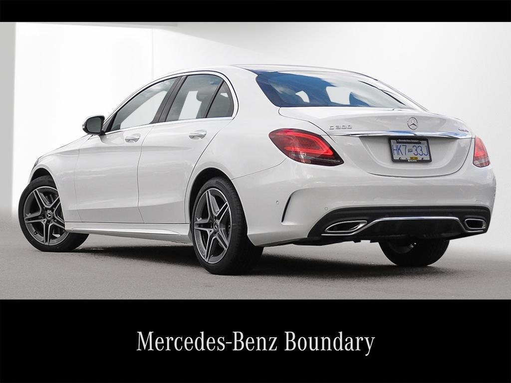 Mercedes-Benz Boundary | 2019 Mercedes-Benz C300 4MATIC ...