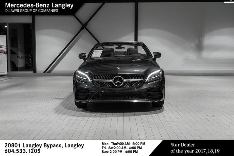 Mercedes-Benz Langley | 2020 Mercedes-Benz C300 4MATIC ...