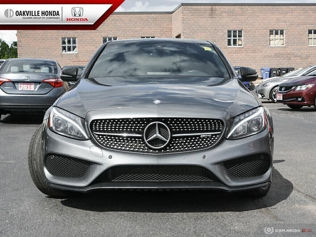 2017 Mercedes-Benz C43 AMG 4MATIC Sedan in Oakville, Ontario - 2 - w1024h768px