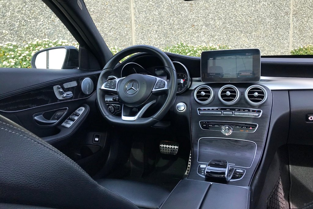 2016 Mercedes-Benz C450 AMG 4MATIC Sedan in North Vancouver, British Columbia - 17 - w1024h768px