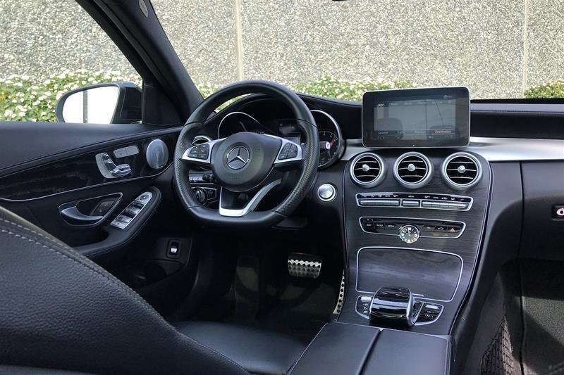 Infiniti North Vancouver 2016 Mercedes Benz C450 Amg 4matic Sedan