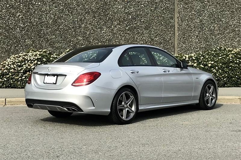 2016 Mercedes-Benz C450 AMG 4MATIC Sedan in North Vancouver, British Columbia - 5 - w1024h768px