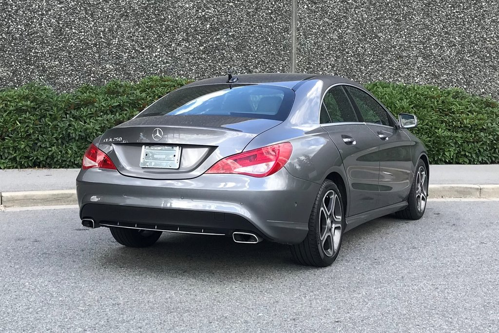 2014 Mercedes-Benz CLA250 Coupe in North Vancouver, British Columbia - 19 - w1024h768px