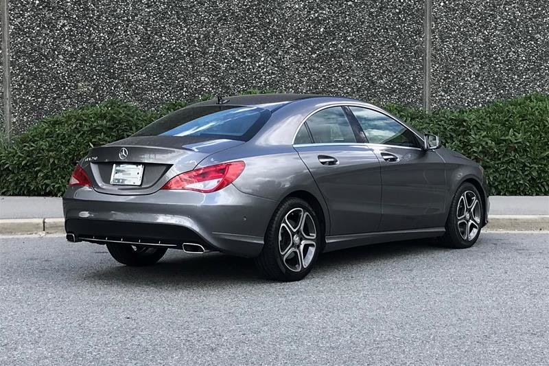 2014 Mercedes-Benz CLA250 Coupe in North Vancouver, British Columbia - 7 - w1024h768px