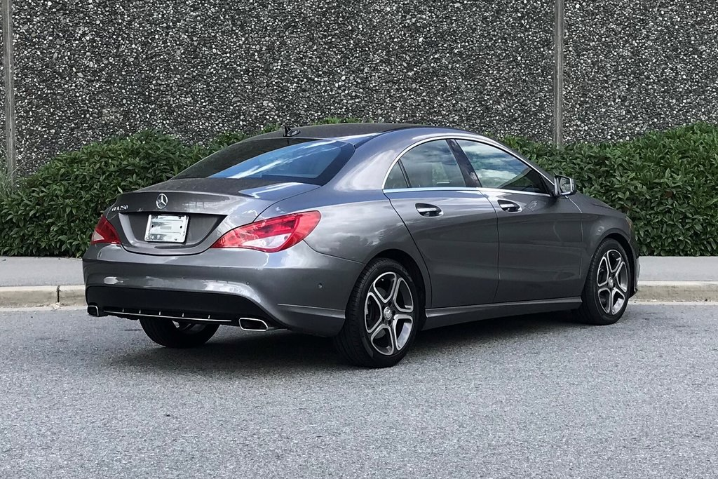 2014 Mercedes-Benz CLA250 Coupe in North Vancouver, British Columbia - 20 - w1024h768px