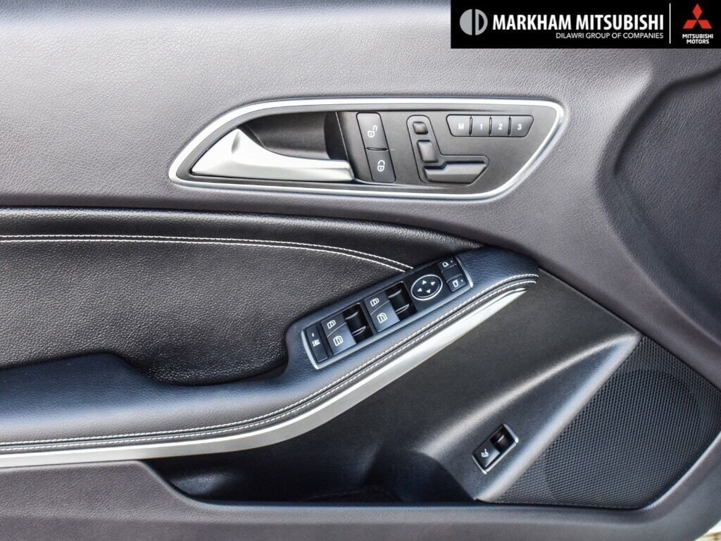2014 Mercedes-Benz CLA250 4MATIC Coupe in Markham, Ontario - 17 - w1024h768px