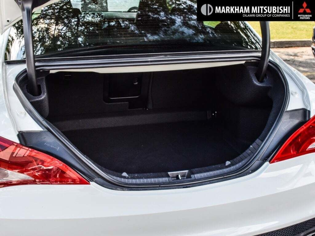 2014 Mercedes-Benz CLA250 4MATIC Coupe in Markham, Ontario - 19 - w1024h768px