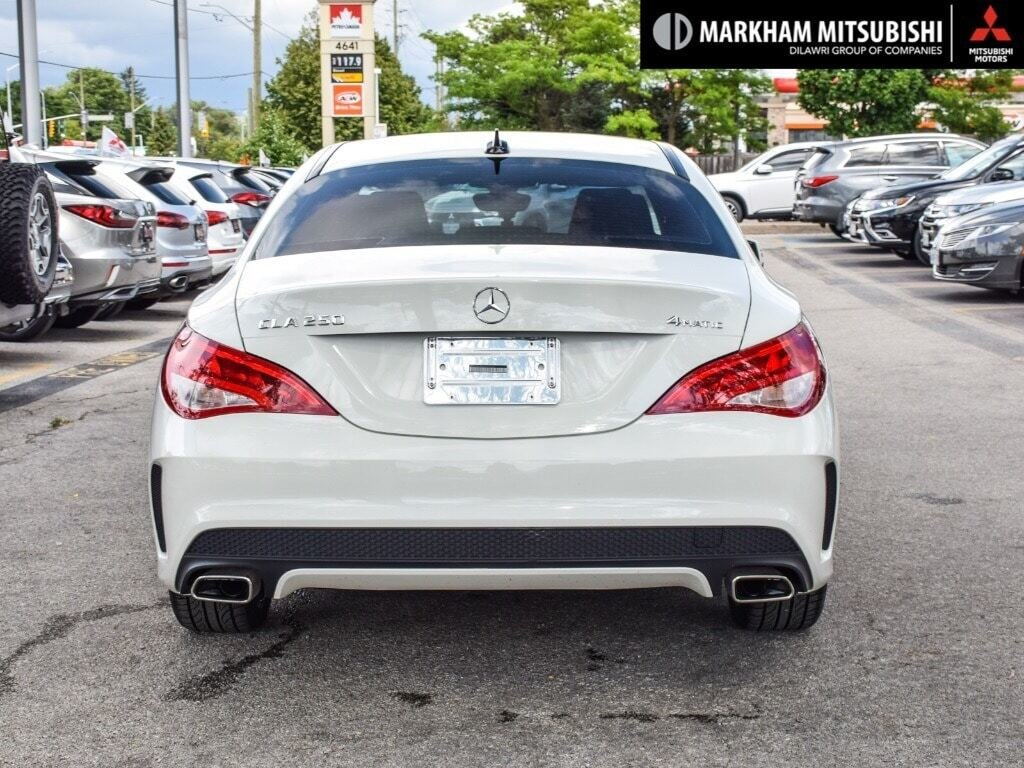 2014 Mercedes-Benz CLA250 4MATIC Coupe in Markham, Ontario - 5 - w1024h768px
