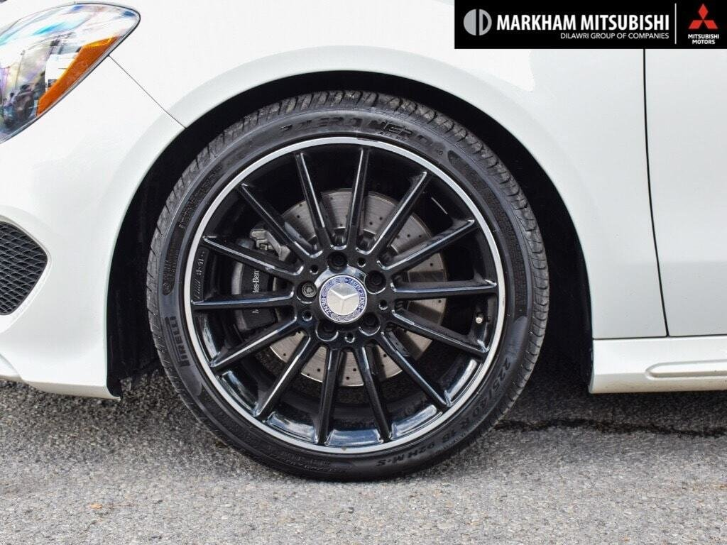 2014 Mercedes-Benz CLA250 4MATIC Coupe in Markham, Ontario - 8 - w1024h768px