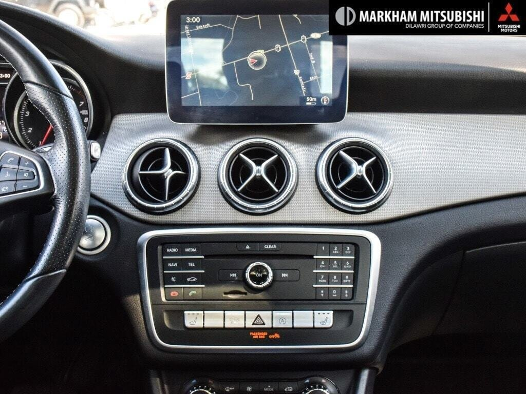 2017 Mercedes-Benz CLA250 4MATIC Coupe in Markham, Ontario - 15 - w1024h768px
