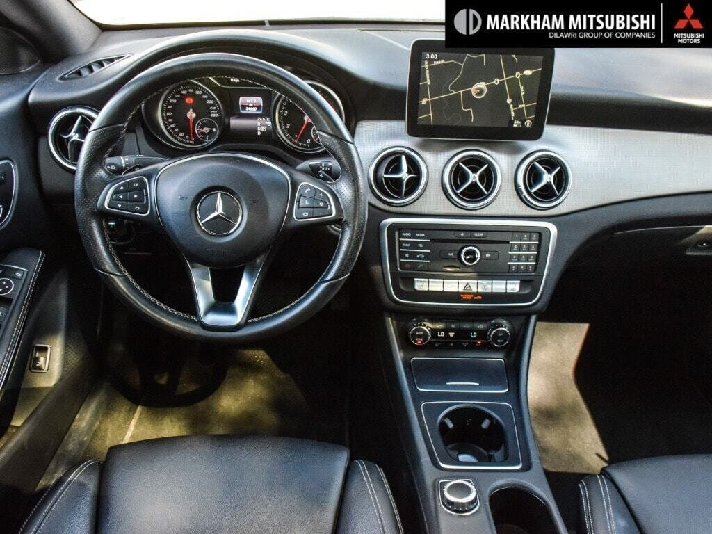 2017 Mercedes-Benz CLA250 4MATIC Coupe in Markham, Ontario - 12 - w1024h768px