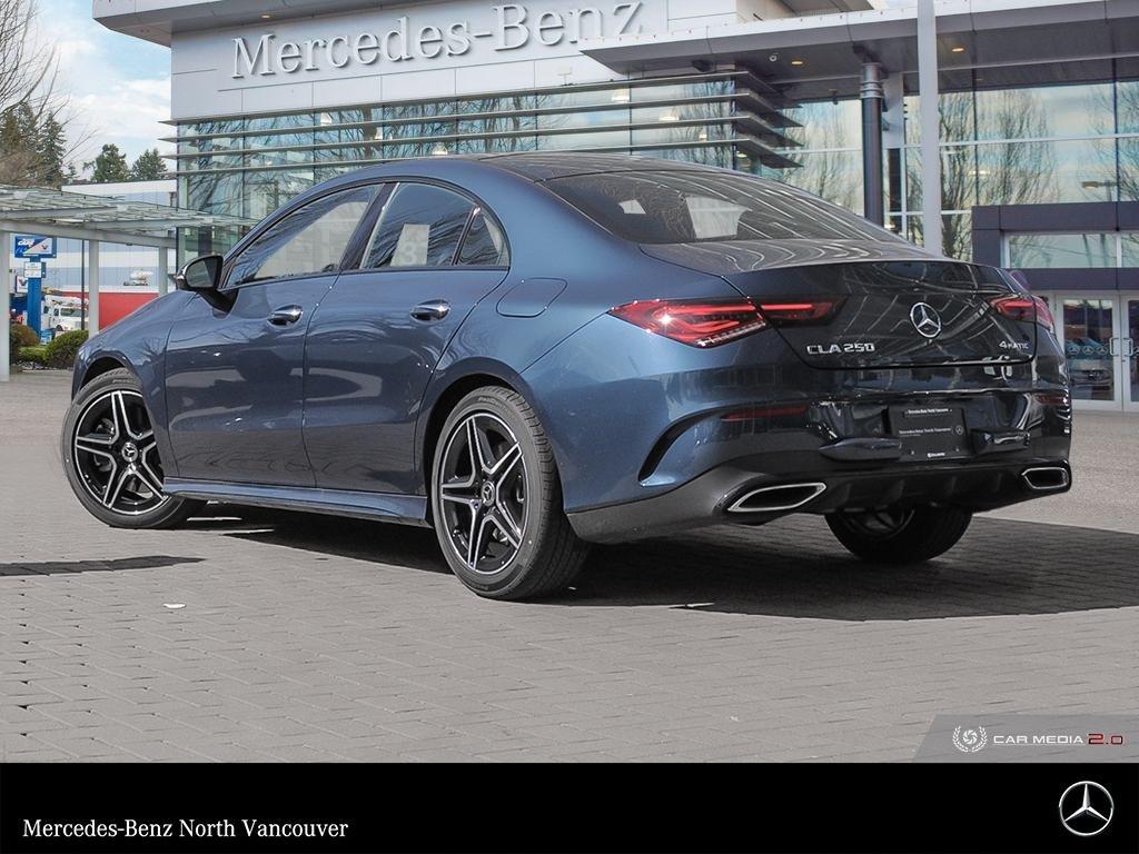 Mercedes-Benz North Vancouver | 2020 Mercedes-Benz CLA250 ...