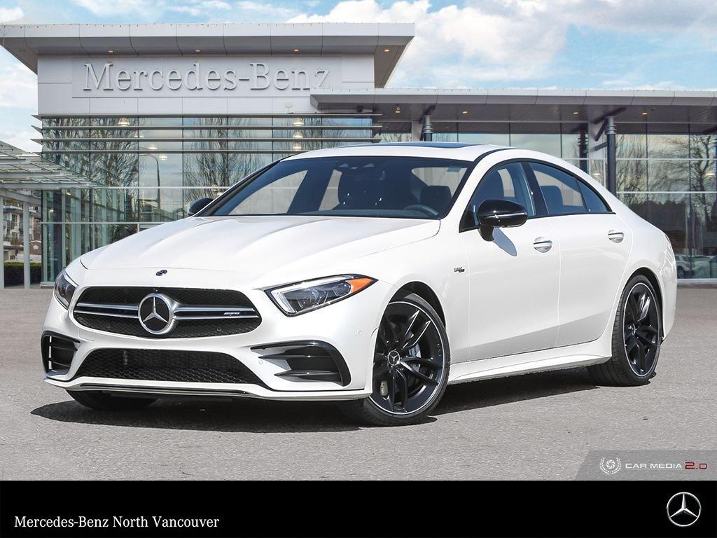 Mercedes-Benz North Vancouver | 2020 Mercedes-Benz CLS53 ...