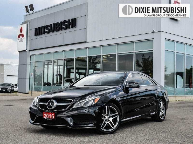 2016 Mercedes-Benz E400 4MATIC Coupe in Mississauga, Ontario - 1 - w1024h768px
