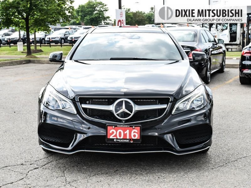 2016 Mercedes-Benz E400 4MATIC Coupe in Mississauga, Ontario - 3 - w1024h768px