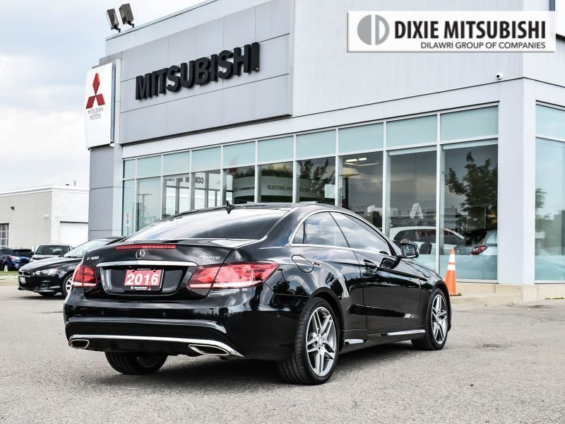 2016 Mercedes-Benz E400 4MATIC Coupe in Mississauga, Ontario - 4 - w1024h768px