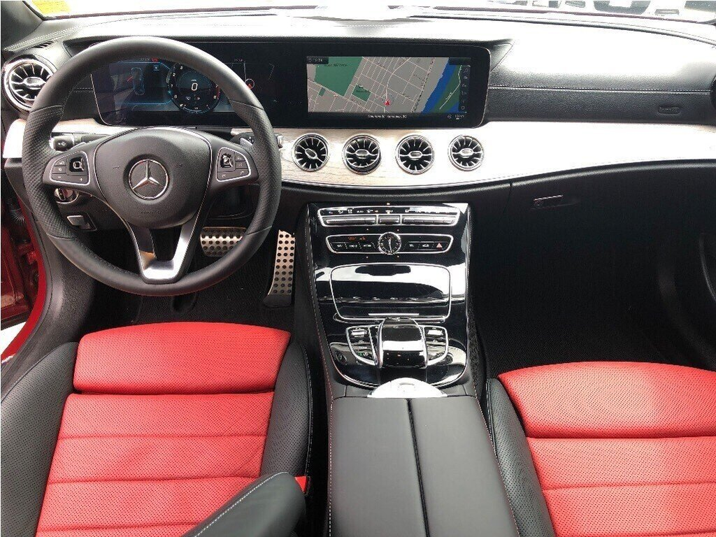 2018 Mercedes-Benz E400 4MATIC Cabriolet in Vancouver, British Columbia - 16 - w1024h768px