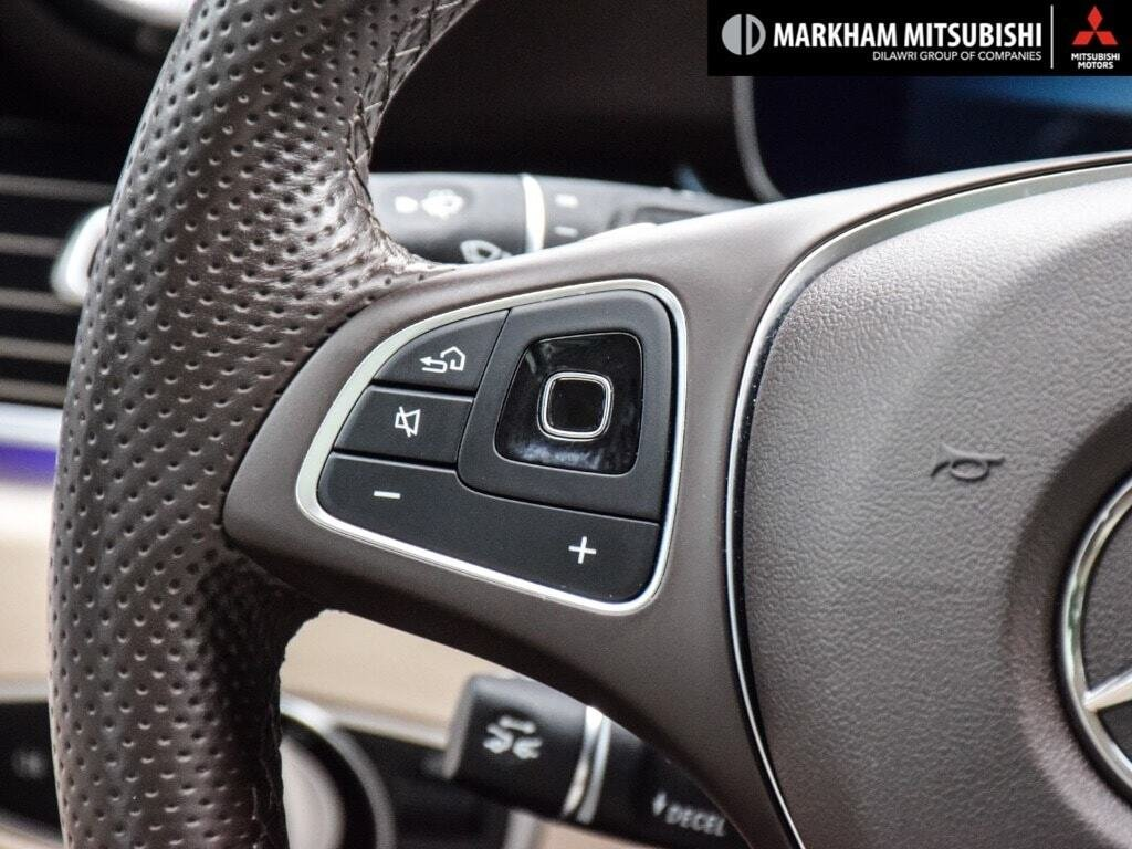 2018 Mercedes-Benz E400 4MATIC Coupe in Markham, Ontario - 15 - w1024h768px