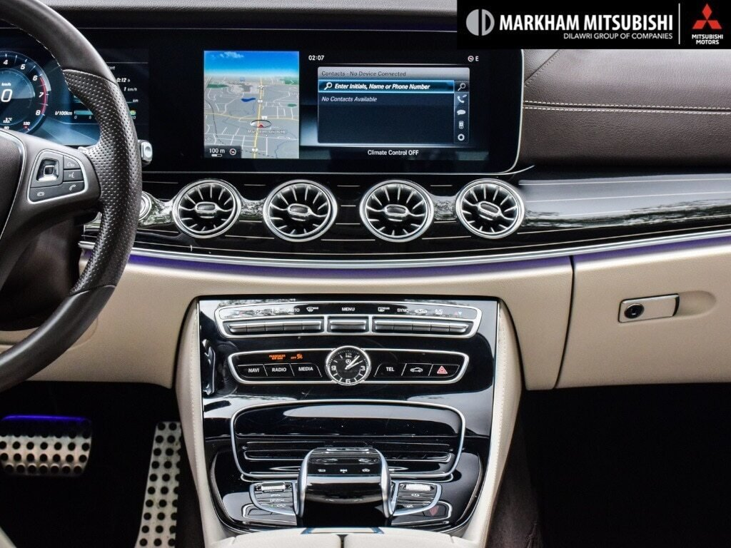 2018 Mercedes-Benz E400 4MATIC Coupe in Markham, Ontario - 17 - w1024h768px