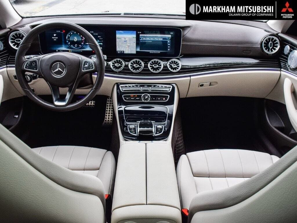 2018 Mercedes-Benz E400 4MATIC Coupe in Markham, Ontario - 12 - w1024h768px