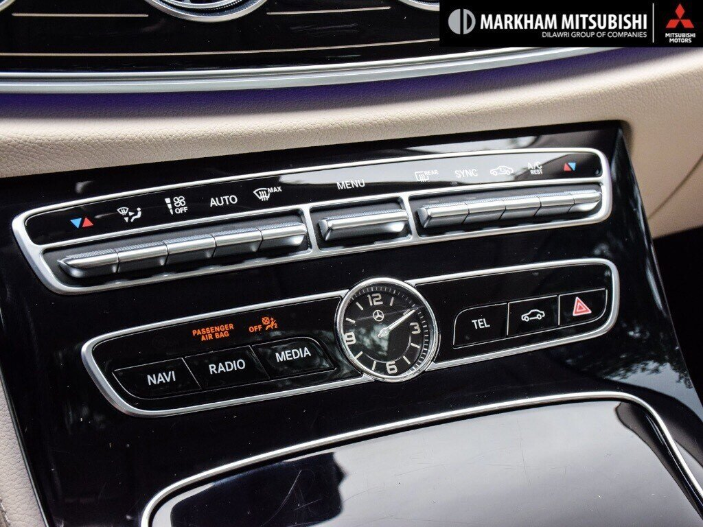 2018 Mercedes-Benz E400 4MATIC Coupe in Markham, Ontario - 22 - w1024h768px