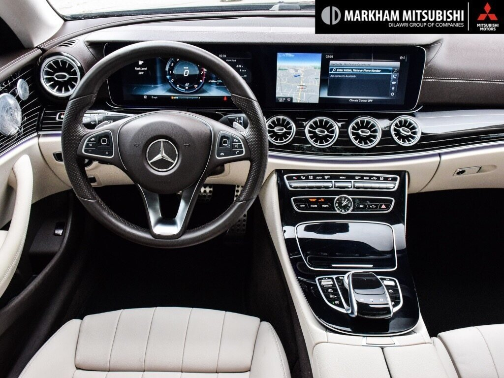 2018 Mercedes-Benz E400 4MATIC Coupe in Markham, Ontario - 13 - w1024h768px
