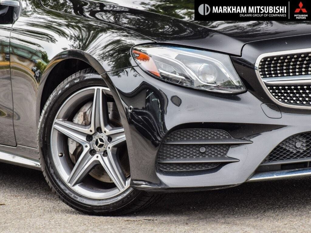 2018 Mercedes-Benz E400 4MATIC Coupe in Markham, Ontario - 7 - w1024h768px