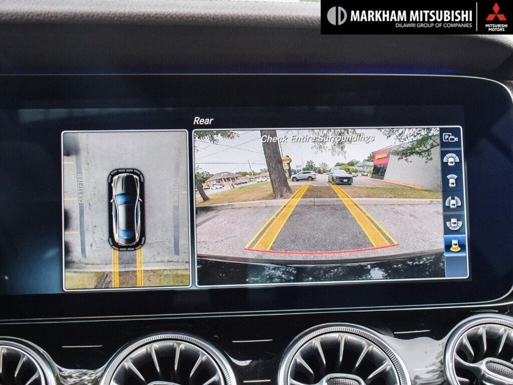 2018 Mercedes-Benz E400 4MATIC Coupe in Markham, Ontario - 21 - w1024h768px