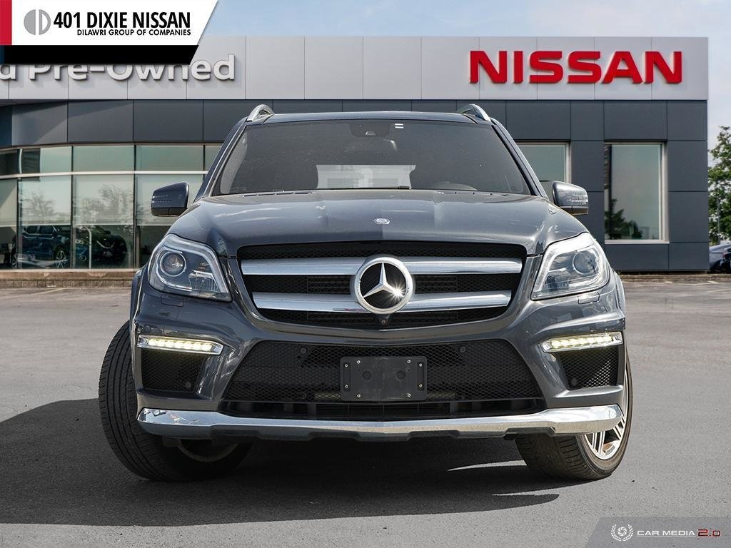 2016 Mercedes-Benz GL350 BlueTEC 4MATIC in Mississauga, Ontario - 2 - w1024h768px