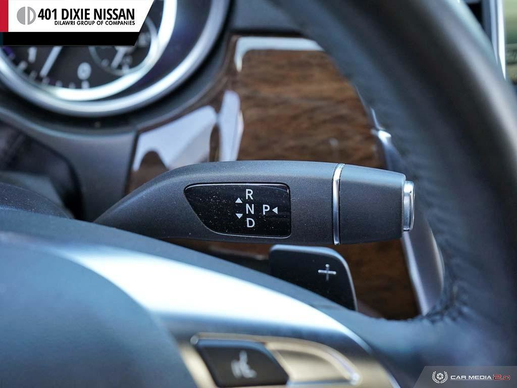 2016 Mercedes-Benz GL350 BlueTEC 4MATIC in Mississauga, Ontario - 18 - w1024h768px