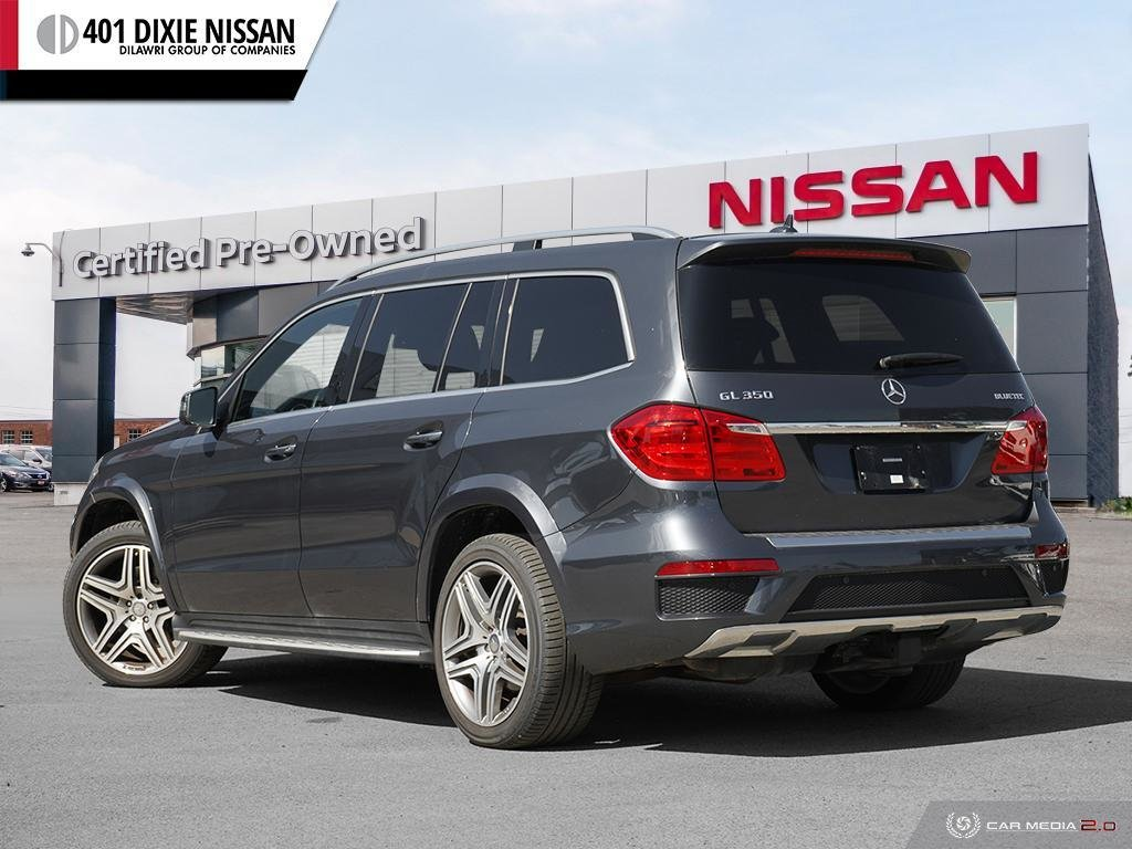 2016 Mercedes-Benz GL350 BlueTEC 4MATIC in Mississauga, Ontario - 4 - w1024h768px