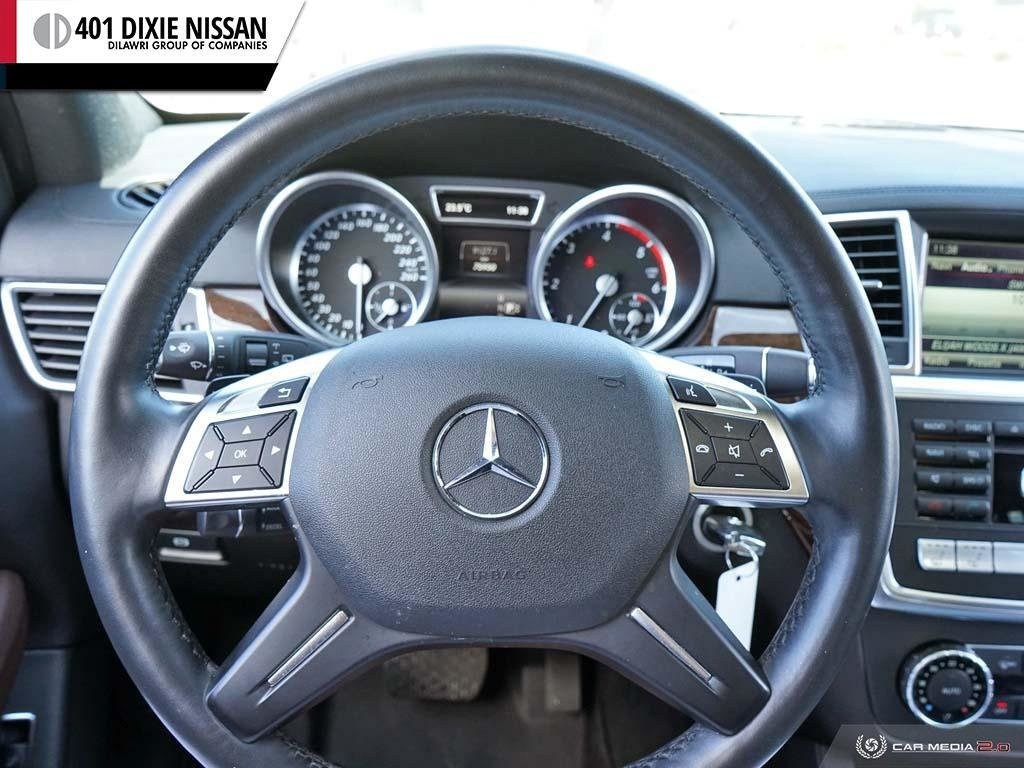 2016 Mercedes-Benz GL350 BlueTEC 4MATIC in Mississauga, Ontario - 13 - w1024h768px