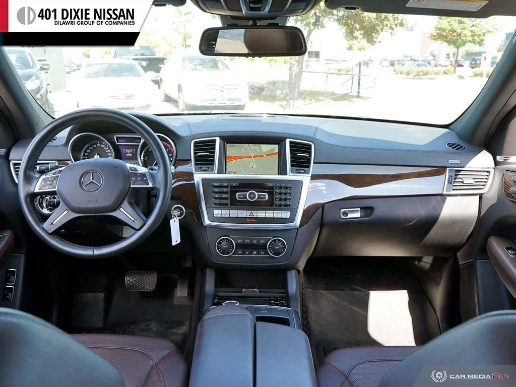 2016 Mercedes-Benz GL350 BlueTEC 4MATIC in Mississauga, Ontario - 26 - w1024h768px