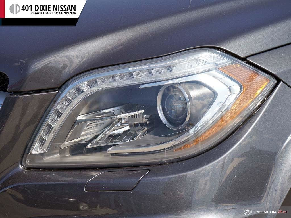 2016 Mercedes-Benz GL350 BlueTEC 4MATIC in Mississauga, Ontario - 9 - w1024h768px
