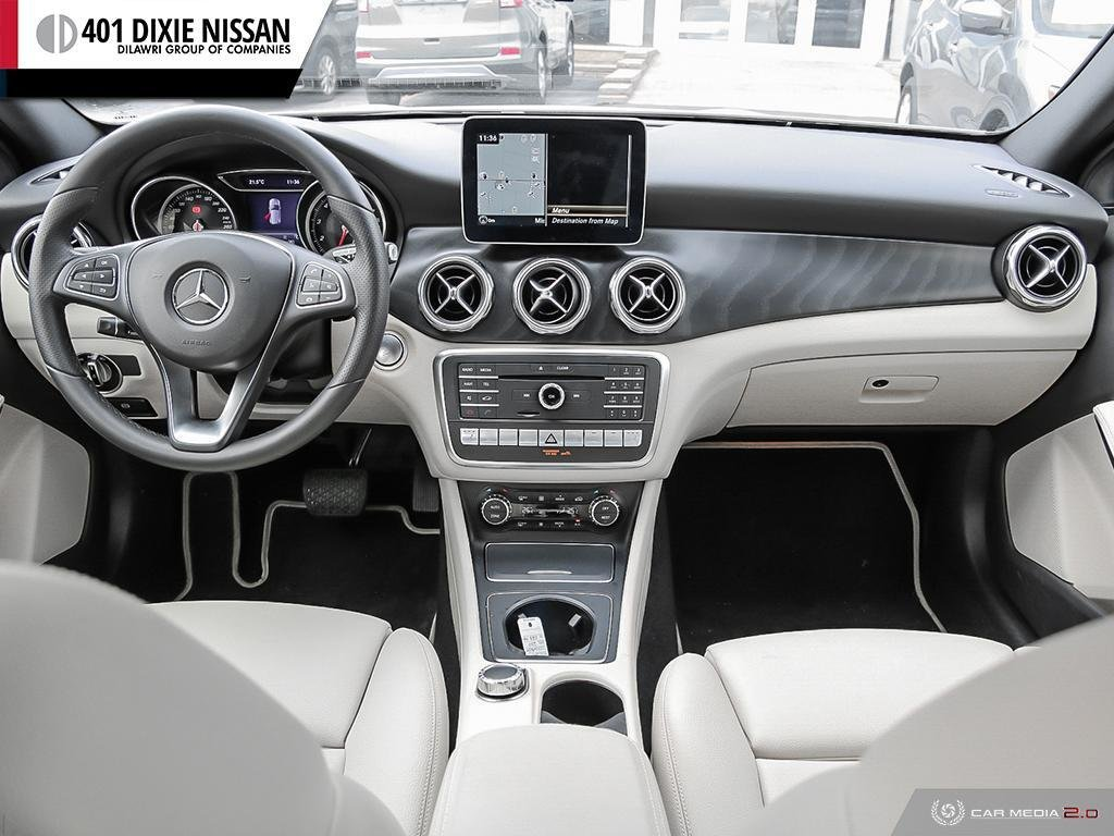 2018 Mercedes-Benz GLA250 4MATIC SUV in Mississauga, Ontario - 25 - w1024h768px
