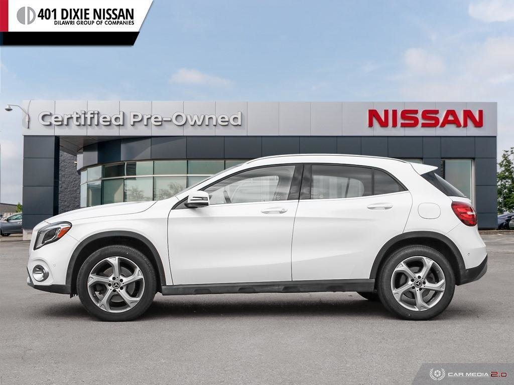 2018 Mercedes-Benz GLA250 4MATIC SUV in Mississauga, Ontario - 3 - w1024h768px